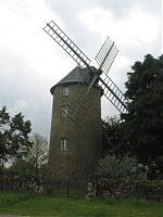 moulin de coldan ailé